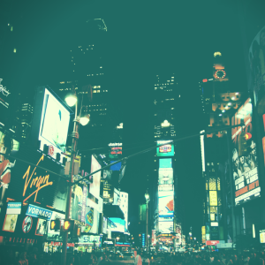 Aprire un e-commerce è come stare a Times Square